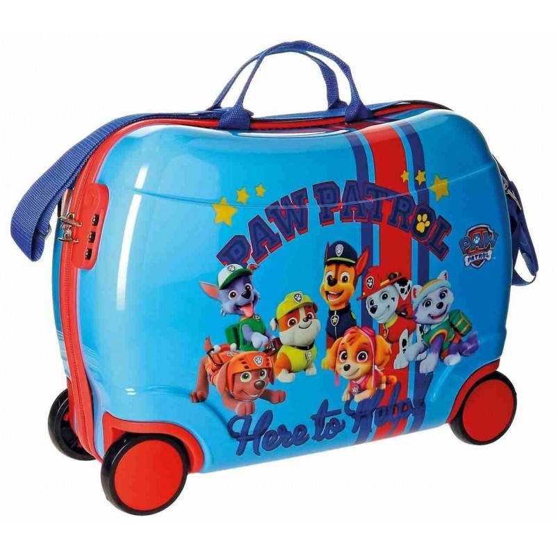 TROLLEY CAVALCABILE PAW PATROL 4869951