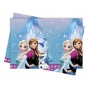 KIT N 51 - COORDINATO FESTA FROZEN NORTHEN + MARSHMALLOW