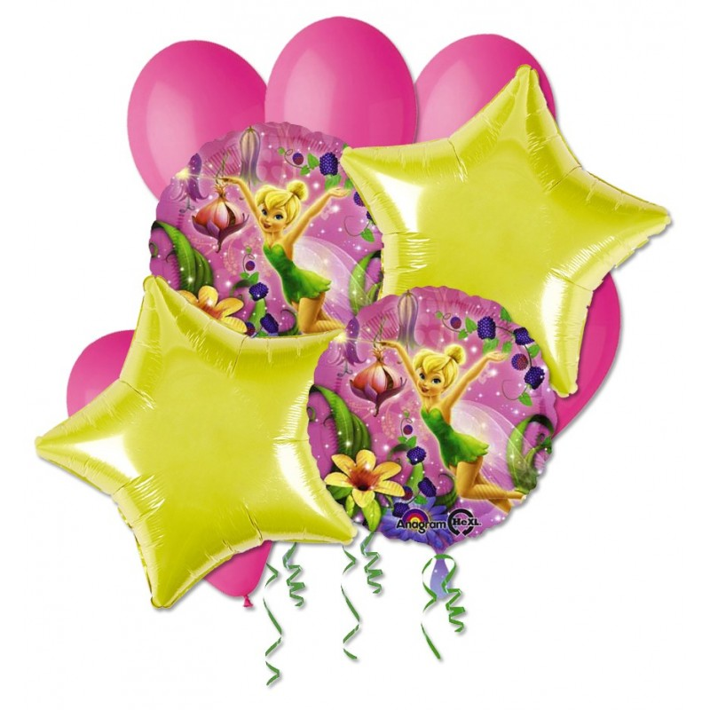 BOUQUET PALLONCINI N 9 - FAIRIES TRILLY