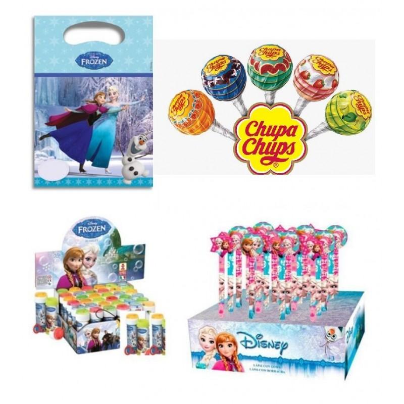 Molto Regalini fine festa di compleanno Frozen NW79