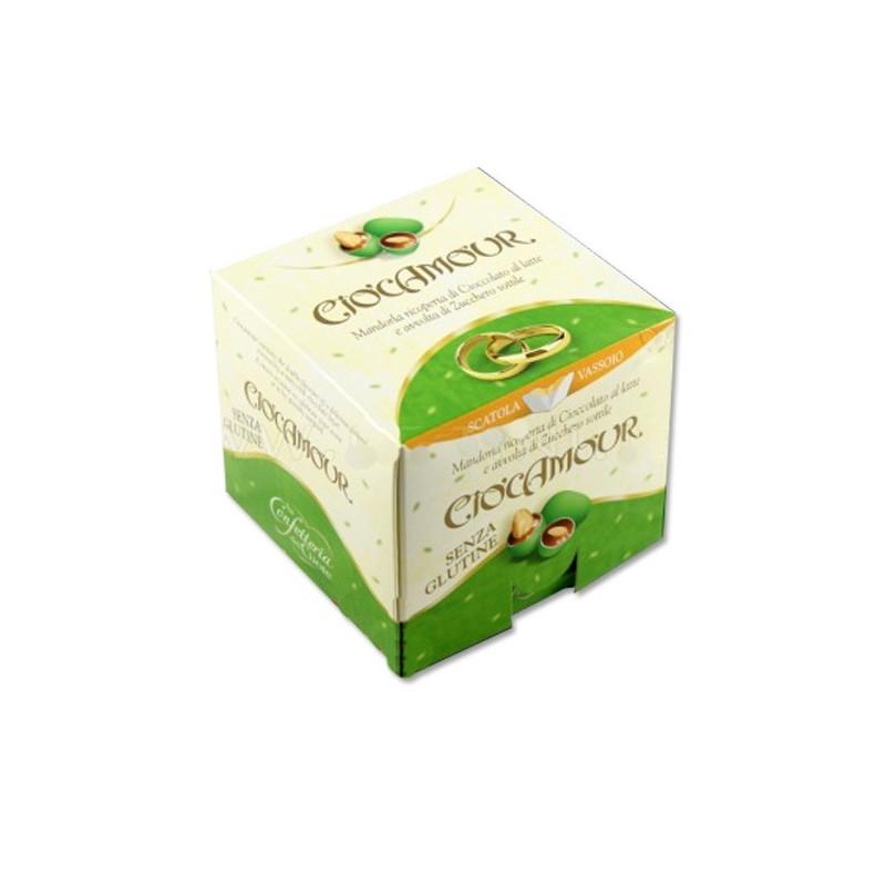CONFETTI AMARISCHIA CIOCAMOUR SWEET BOX VERDI 913797