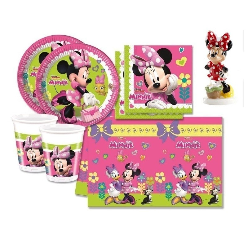 KIT N 24 MINNIE CON CANDELINA