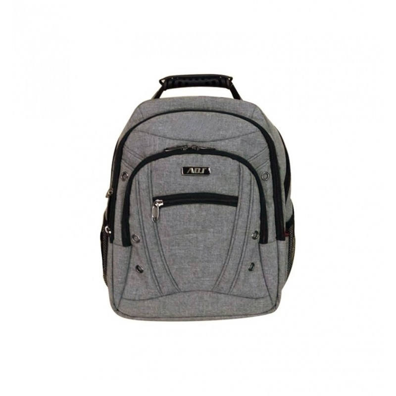 "ZAINO NOTEBOOK ULISSE BAG ADJ BS506 15.6"" PIETRA"