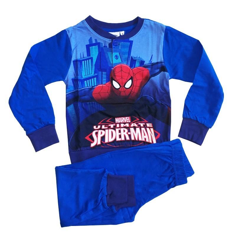 l'atteggiamento migliore 04b54 ca772 Pigiama Spiderman Marvel per bambini
