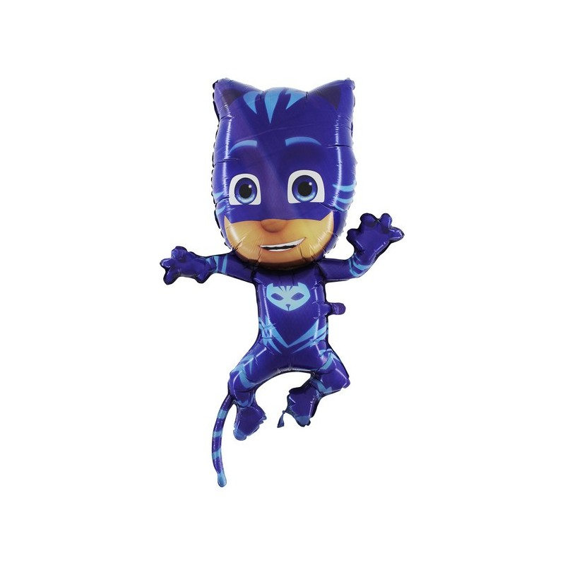 PALLONCINO SUPERSHAPE SUPER PIGIAMINI - PJ MASKS