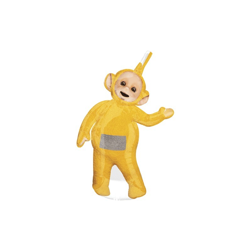 PALLONCINO SUPERSHAPE TELETUBBIES LAA LAA - GIALLO