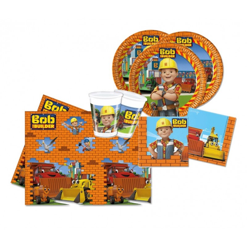 KIT N 3 - BOB AGGIUSTATUTTO - THE BUILDER