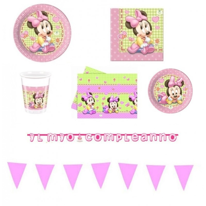 MINNIE BABY COORDINATO KIT N 44