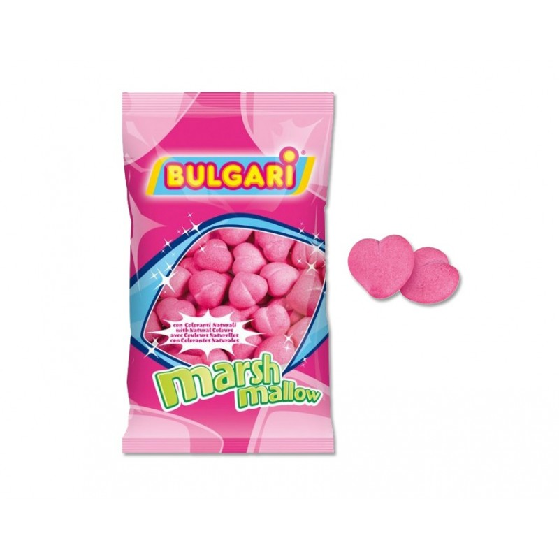 MARSHMALLOW CUORE ROSA 900 GR