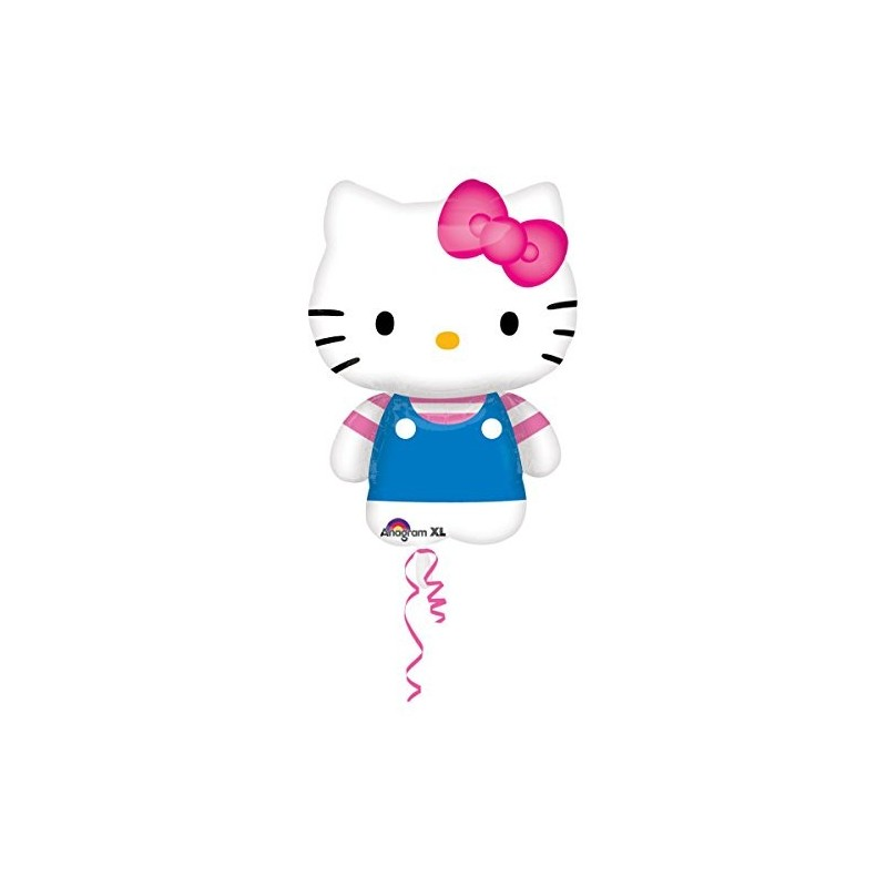 PALLONCINO FOIL SUPERSHAPE HELLO KITTY 21843