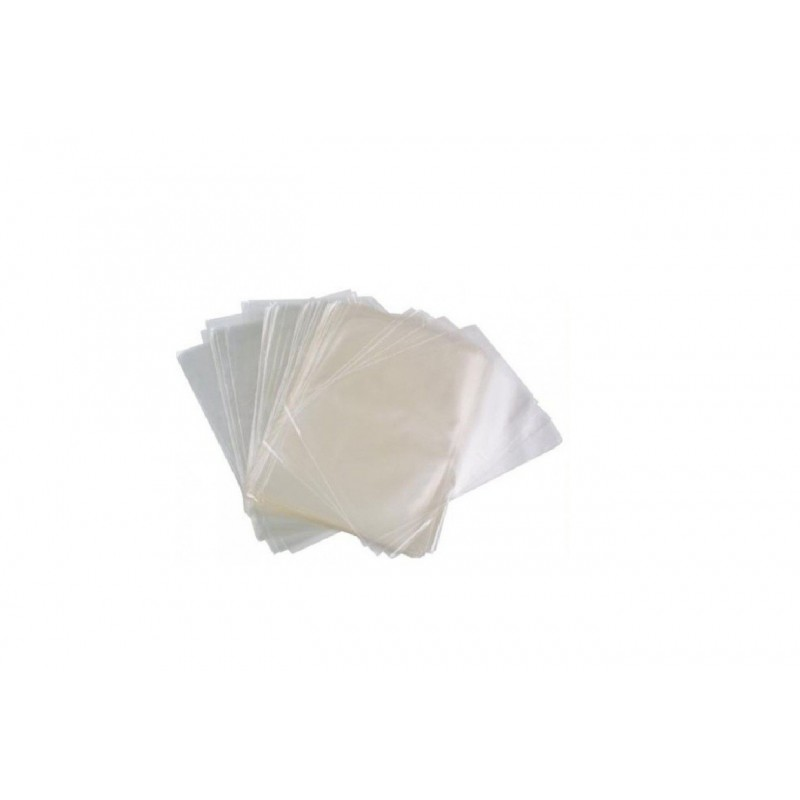 100 X BUSTINE CELLOPHANE 6,5 X 15