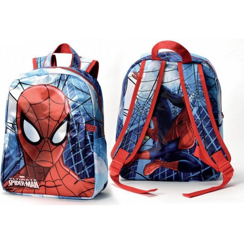ZAINETTO ASILO SPIDERMAN UOMO RAGNO M95231MC