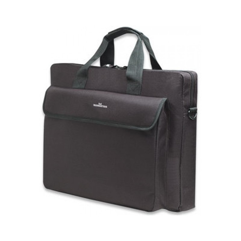 "BORSA PER NOTEBOOK 15.6"" LONDON NERO MANHATTAN"