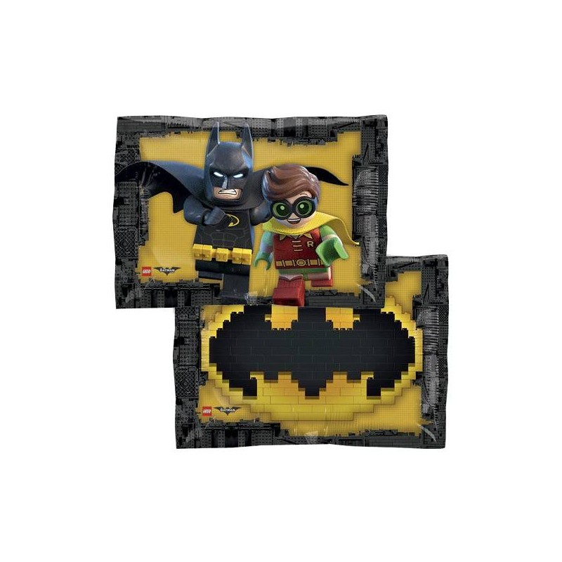 PALLONCINO FOIL LEGO BATMAN 35876