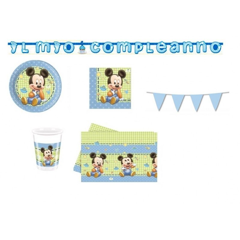 MINNIE INFANT COORDINATO TAVOLA KIT N 17