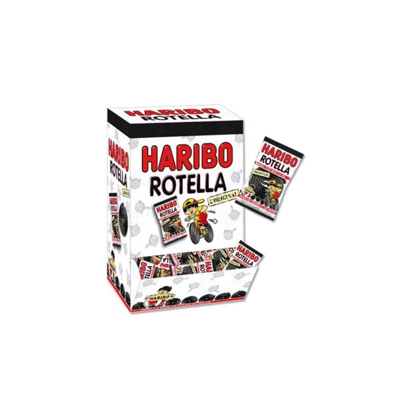 HARIBO ROTELLE DI LIQUIRIZIA 50 PZ