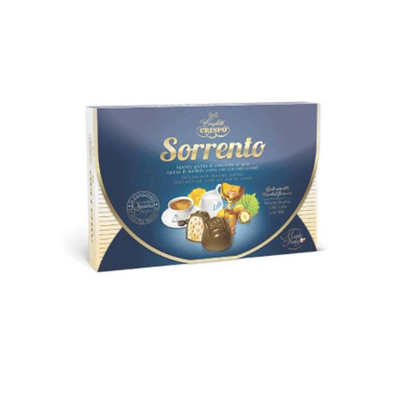 CRISPO SORRENTO COFANETTO PRALINE CIOCCOLATO - 150 GR