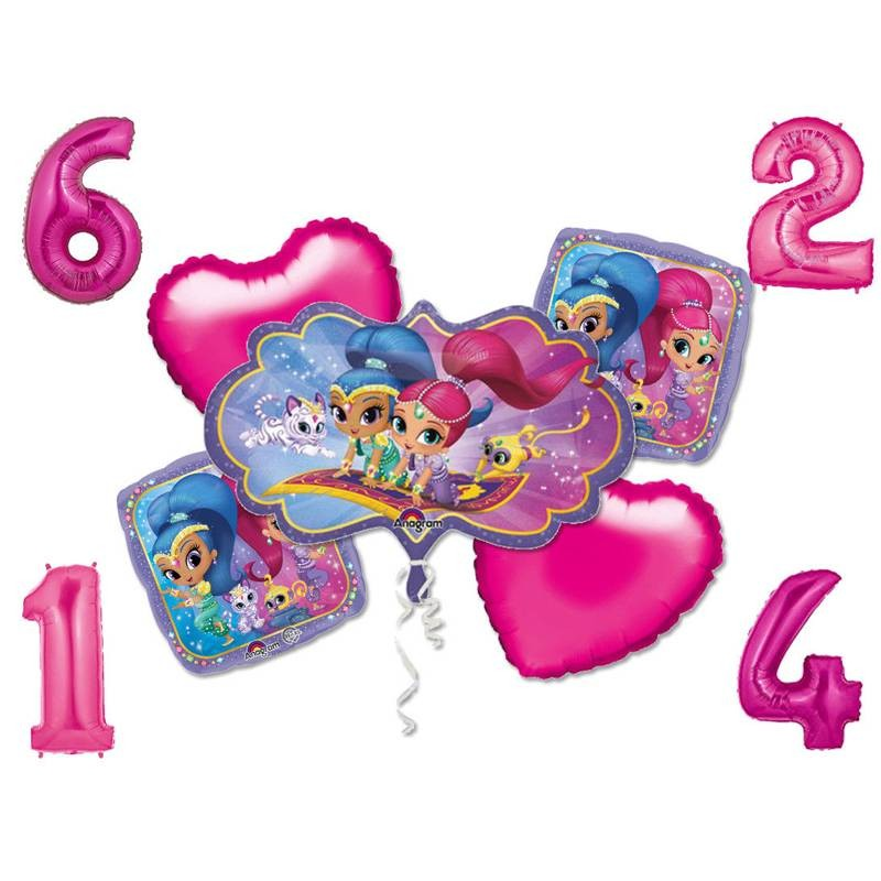 BALLOONS'S COMPOSITION N.3 - SHIMMER & SHINE