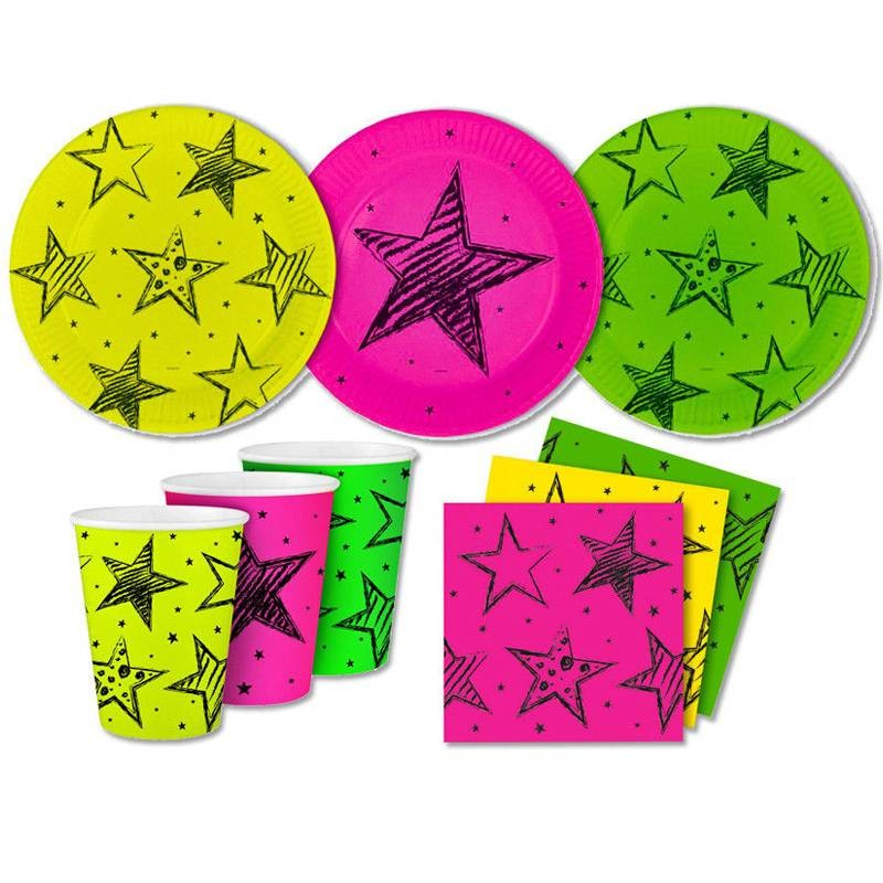 KIT 2 FLUO PARTY
