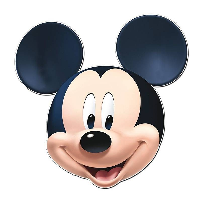 MICKEY MOUSE'S OUTLINE - 014000699