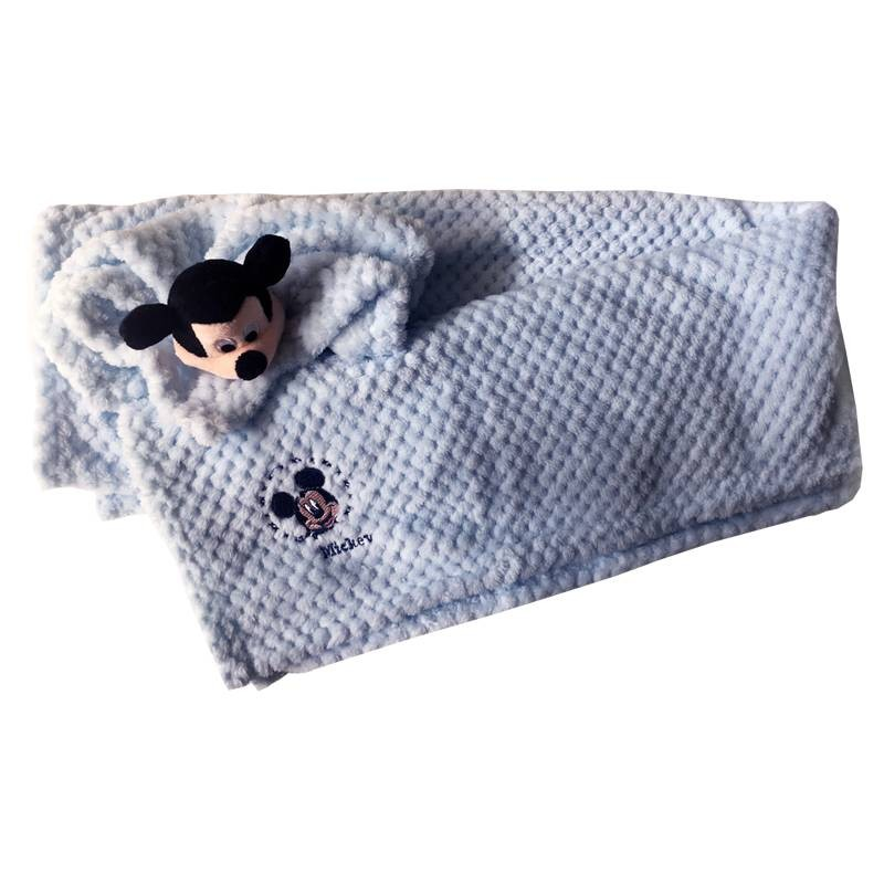 CRADLE COVER BABY MICKEY PILE