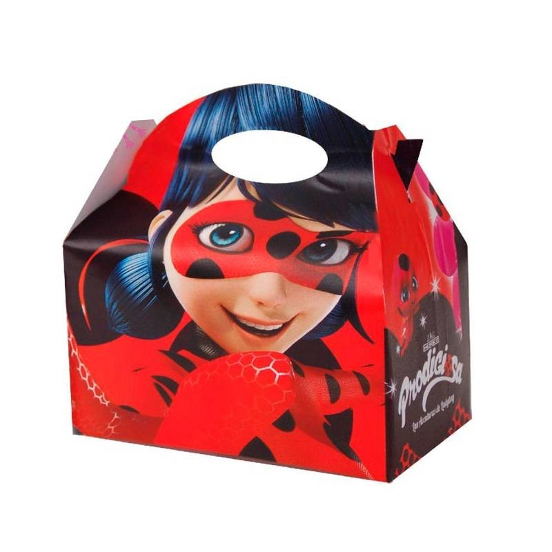 SCATOLE LADY BUG - 10