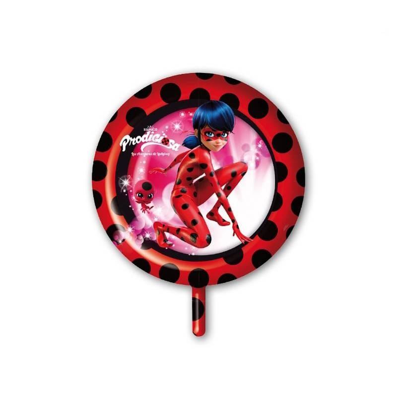 Balloon foil lady bug