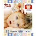 PANNOLINI TRUDI BABY CARE DRY FIT- 6 PACCHI