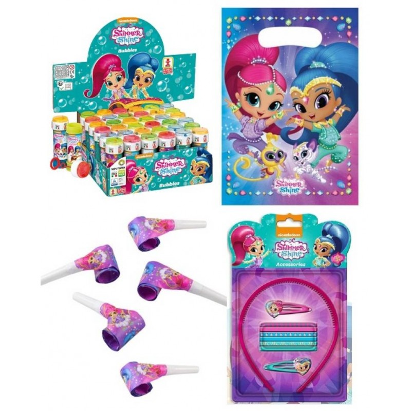 KIT REGALINI DOPO FESTA SHIMMER & SHINE