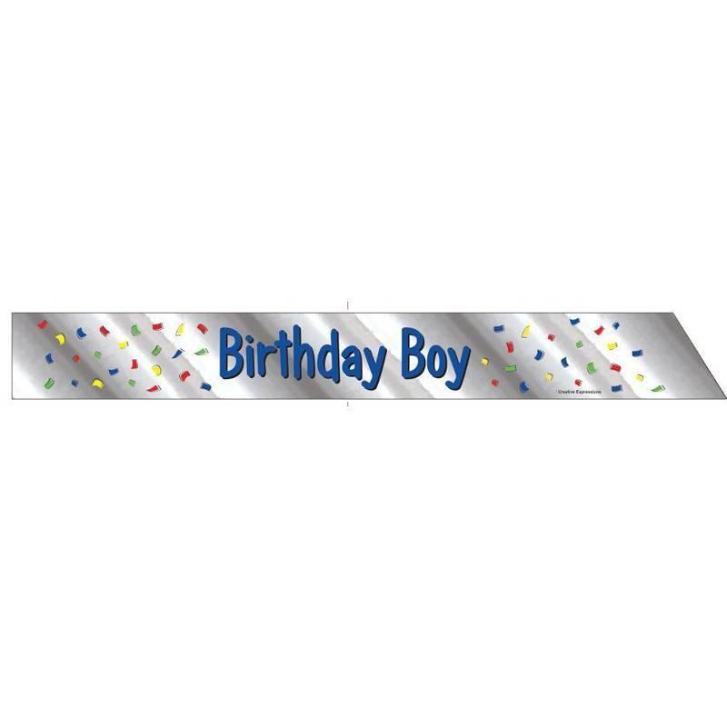 FASCIA PREMIAZIONE - BIRTHDAYBOY