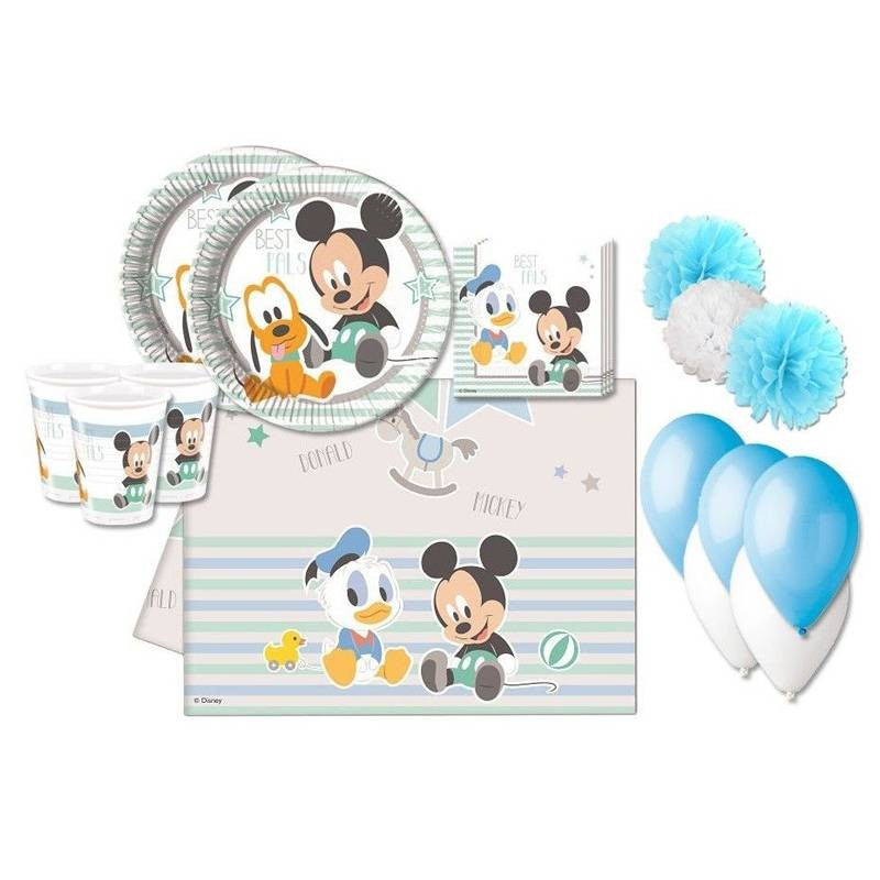 KIT N.49 SET FESTA TOPOLINO INFANT