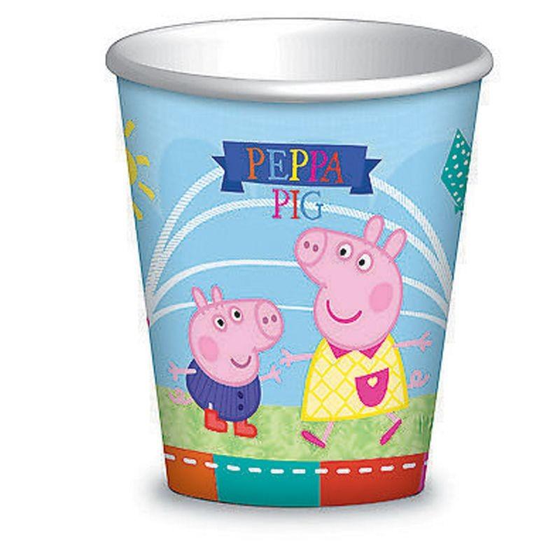 BICCHIERI PEPPA PIG