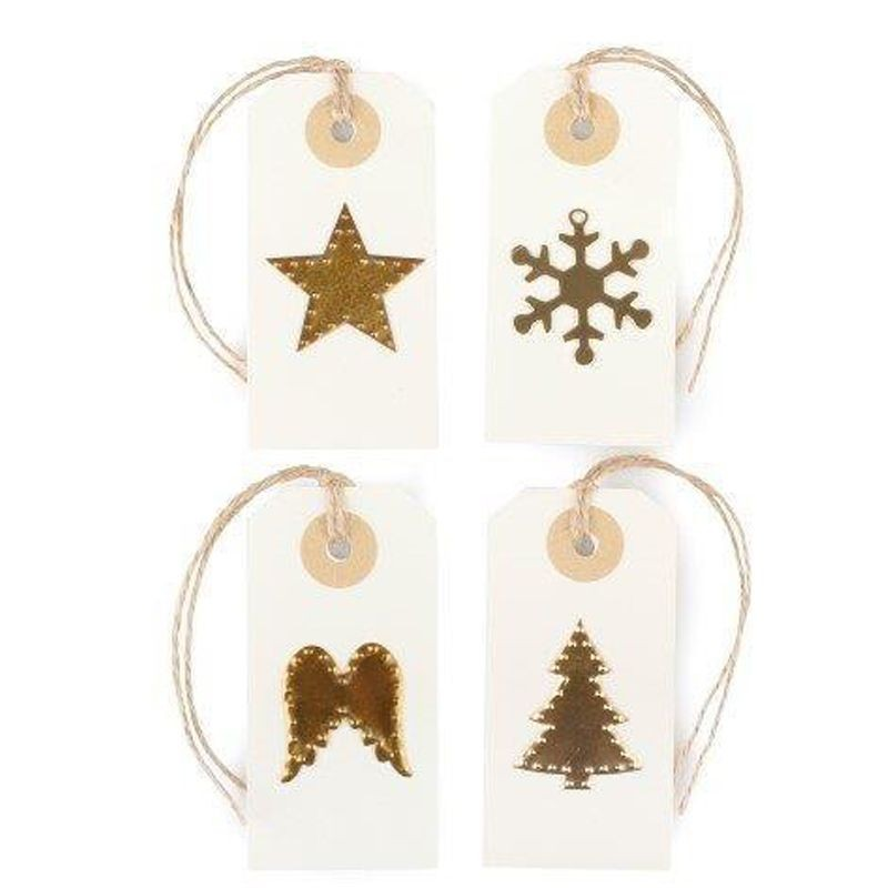 TAGS FOR GIFT - WHITE