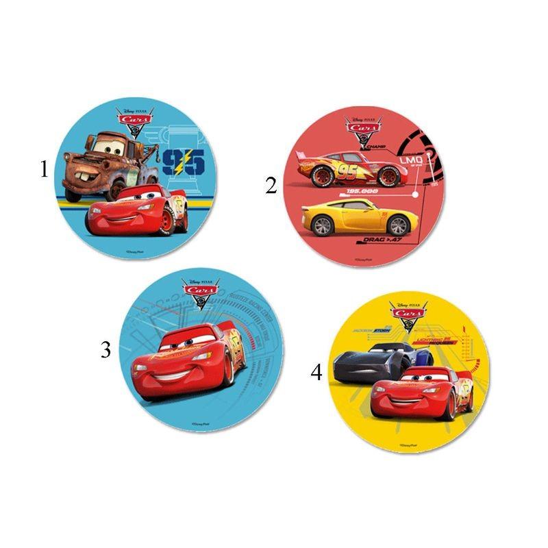 CIALDA PER TORTE CARS 3