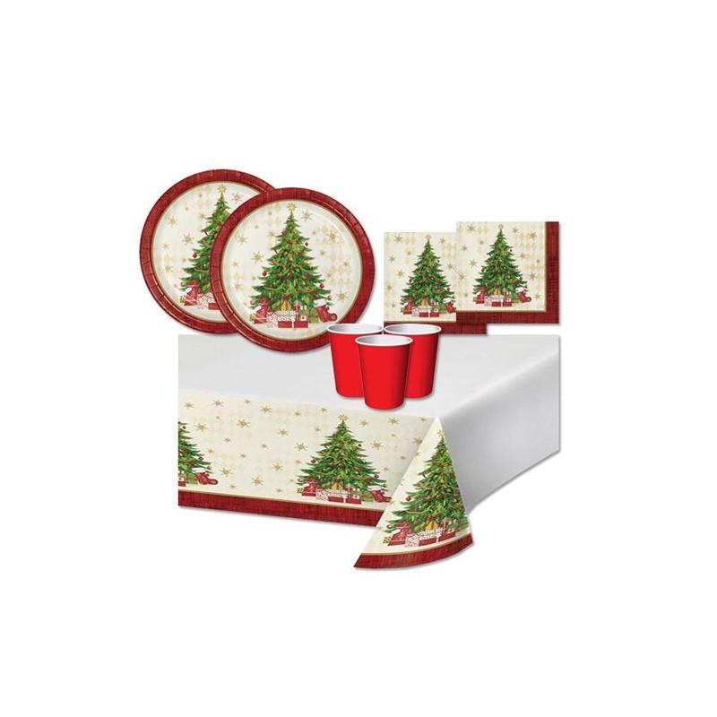 Accessori Natale.Accessori Per La Tavola Albero Di Natale
