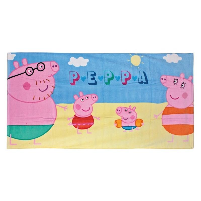 TELO MARE PEPPA PIG E GEORGE