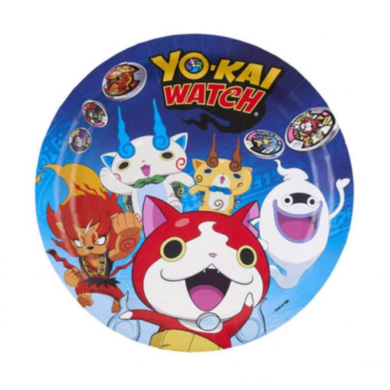 PIATTI YO-KAI WATCH