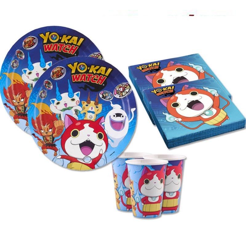 KIT N.12 SET FESTA YO KAI WATCH