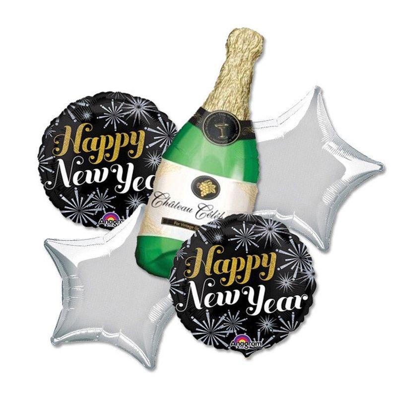 BOUQUET FOIL N.2 HAPPY NEW YEAR