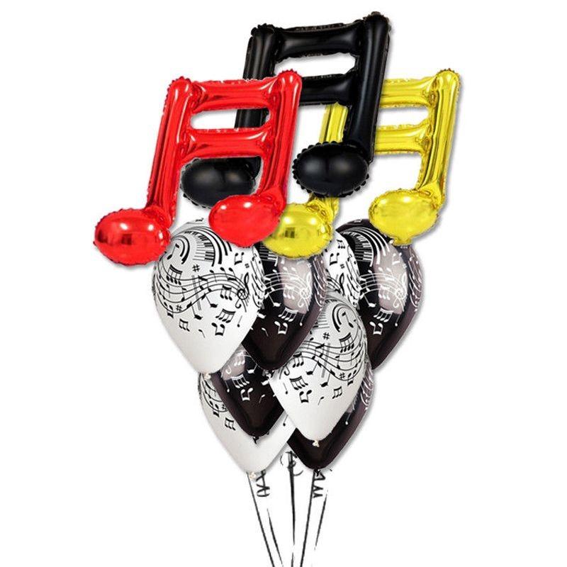 MUSICAL BALLOONS SET