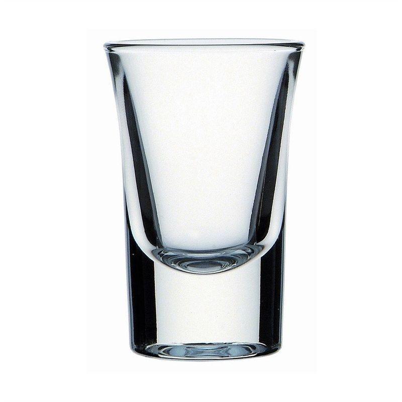 Bicchieri per liquore in vetro