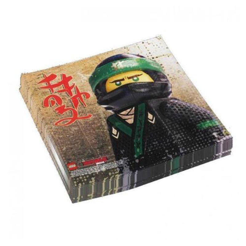 TOVAGLIOLI NINJAGO LEGO