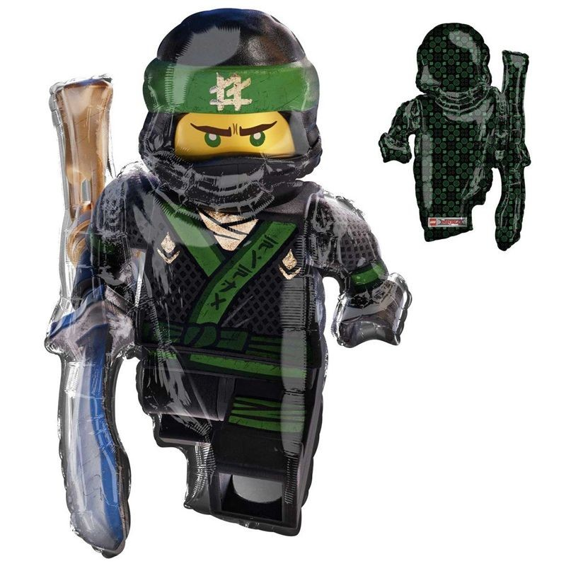 PALLONCINO SUPERSHAPE NINJAGO LEGO