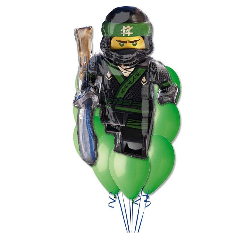 COMPOSITION SUPERSHAMPE LEGO NINJAGO