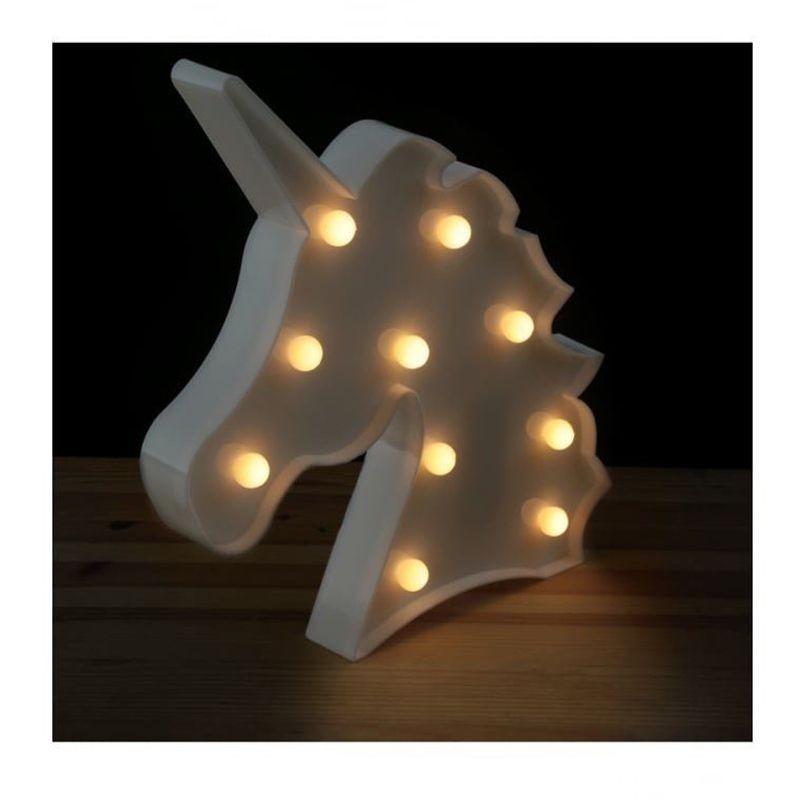LAMPADA UNICORNO - FANTASTICA ILLUMINAZIONE A LED