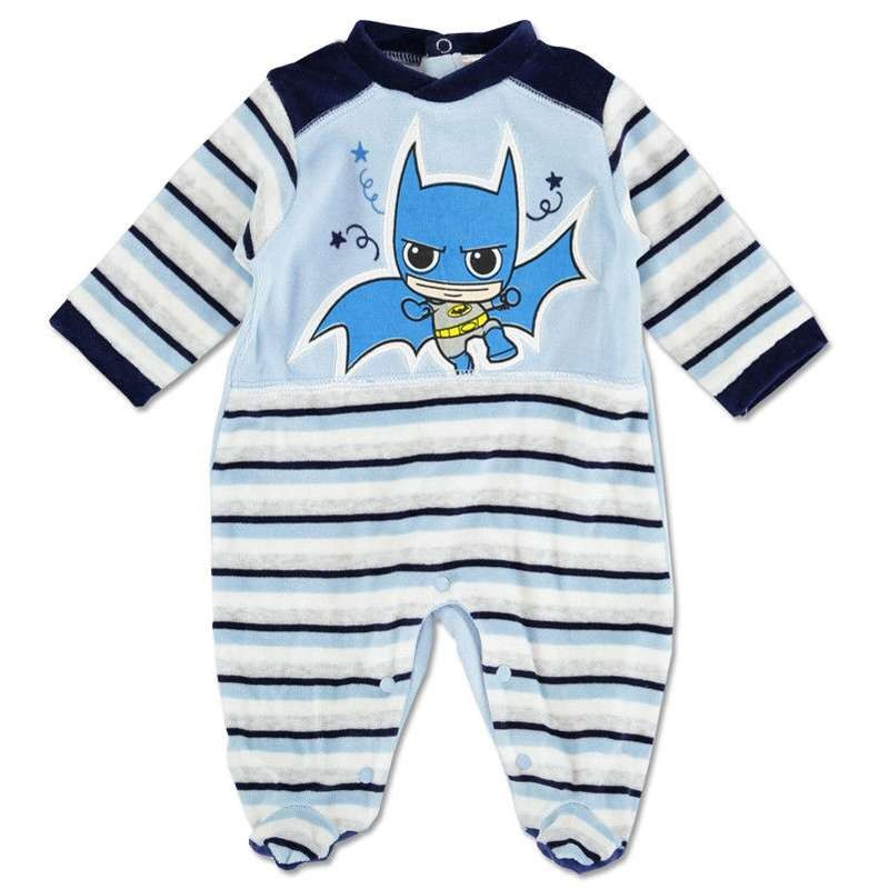 TUTINA BATMAN BABY - IDEA REGALO PER NEONATI