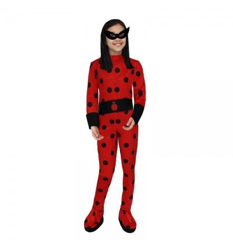 amazon vasta selezione aliexpress Costume di carnevale Ladybug - coccinella