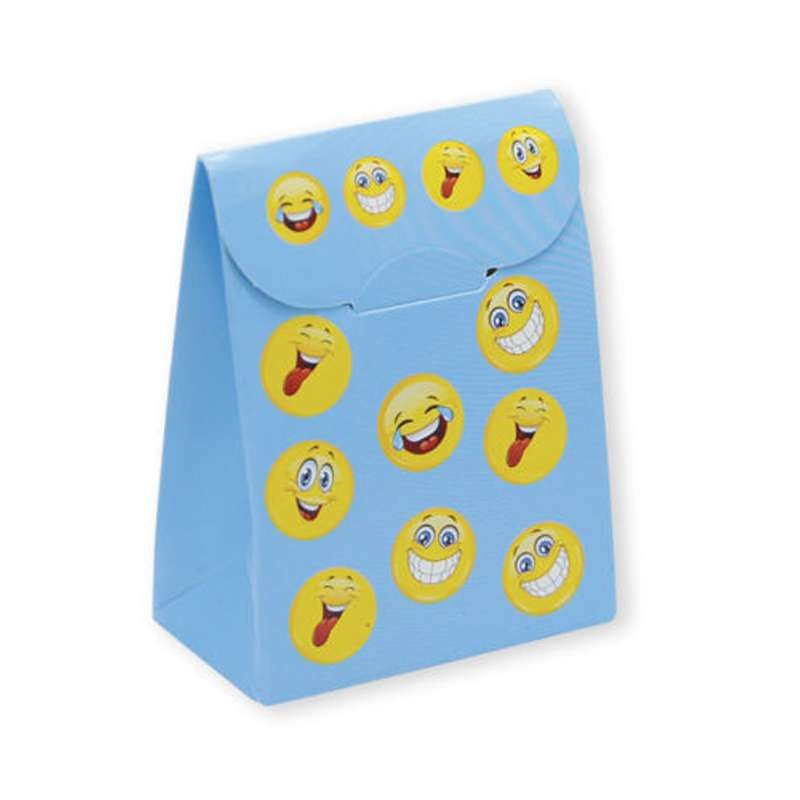 SCATOLINE PORTA CONFETTI - EMOTICON SMILE