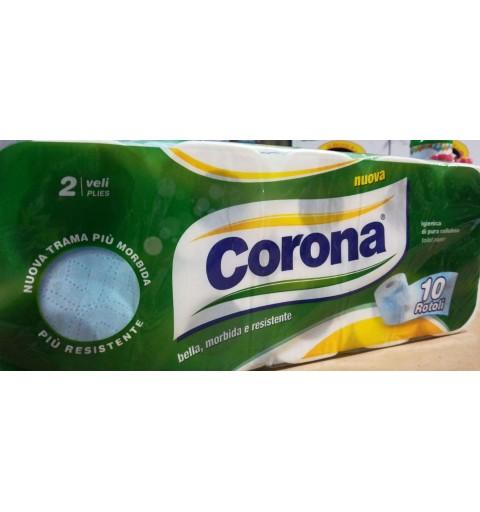 100 rotoli di carta igienica vuoto WC klorollen realizzerà carta igienica CARTONE