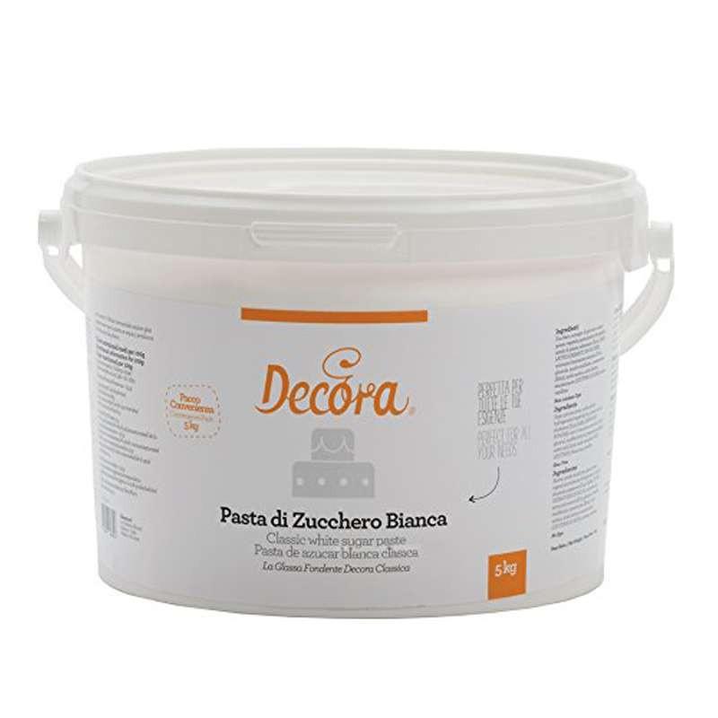PASTA DI ZUCCHERO DECORA - 5 KG